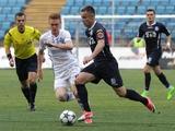 32-й тур ЧУ: «Динамо» —  «Черноморец» — 2:1. Обзор матча, статистика