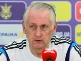 Михаил ФОМЕНКО: «Ярмоленко и Кучер смогут сыграть завтра»