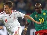 ЧМ-2010. Камерун — Дания — 1:2 (ВИДЕО)