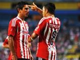 Два игрока мексиканской «Гвадалахары» оштрафованы за имитацию выстрела в голову (ВИДЕО)