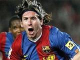 Лучшим игроком года в Испании признан Месси