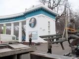 Памятник Лобановскому переезжает на Грушевского. ФОТО