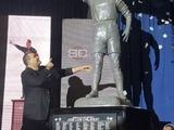 В Аргентине открыли статую Чилаверта (ФОТО)