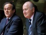 Йозеф Блаттер: «Платини хочет возглавить ФИФА уже в 2015 году»