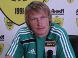Андрей Гусин: «Чего от меня ждут в Киеве, я пока не знаю»