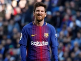 «Барселона» работает над новым контрактом для Месси