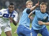 «Динамо» — «Днепр» — 2:0. Отчет о матче
