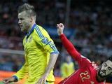 Андрей ЯРМОЛЕНКО: «В Киеве с Испанией будет совсем другая игра»