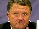 «Карпаты» не пустили главного тренера сборной Украины на свой матч
