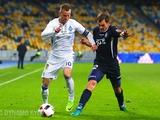 Андрей Ярмоленко: «В первом тайме играли хорошо, во втором – отвратительно»