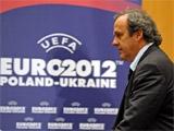 Мишель Платини: «Санкций в отношении сборной Украины не будет»