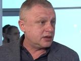 Игорь Суркис: «Меня не впечатляют обещания функционеров ФФУ ехать в автобусе с командой»