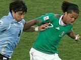Сборные Уругвая и Мексики вышли в 1/8 финала чемпионата мира