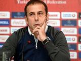 Главный тренер сборной Турции ушел в отставку