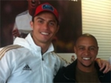Роберто Карлос: «Я был бы рад, если бы Роналду перешел в «Анжи»