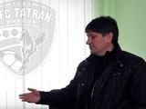 Ковальца снова зовут в Словакию