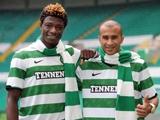 Каддури официально представлен в качестве игрока «Селтика» (ФОТО)