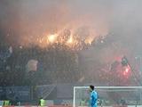 Болельщик «Зенита», спаливший флаг Чечни, оштрафован