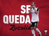 Официально: Зозуля продлил контракт с «Альбасете»