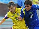 Сборная Казахстана привезла в Киев 21 игрока