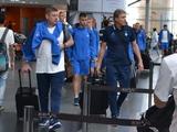 «Динамо» на матч с «Маритиму» отправится за два дня до игры
