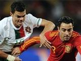 ЧМ-2010. 1/8 финала. Испания — Португалия — 1:0 (ВИДЕО)