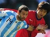 ЧМ-2010. Аргентина — Южная Корея — 4:1 (ВИДЕО)