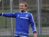 Евгений Макаренко — лучший игрок матча «Черноморец» — «Динамо»