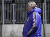 Михаил Фоменко продолжит работу со сборной Украины
