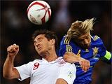 Англия — Украина — 1:1. Отчет о матче