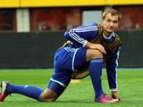 Евгений МАКАРЕНКО: «Попасть в национальную сборную — моя мечта»