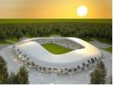 В наступающем году БАТЭ получит новый стадион