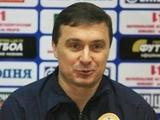 Игорь Леонов: «Символ современной сборной Украины — Зозуля»