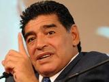 Марадона видит себя следующим тренером «Наполи»