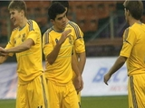 Молодежная сборная Украины — «Оболонь-Бровар-2» — 3:1