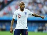 Фабиан Делф покинул расположение сборной Англии