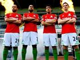 В следующем сезоне «Суонси Сити» будет выступать в цветах валлийского флага