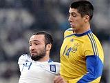 Греция- Украина — 0:0. Отчет о матче