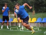 Максим Калиниченко приступил к тренировкам по индивидуальной программе