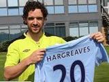 «Манчестер Сити» расстанется с Харгривзом