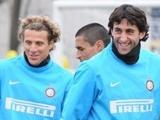 Диего Милито: «Надеюсь, Форлан останется в «Интере»