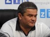 Степан Юрчишин: «С возвращением Лобановского началась новая веха в истории «Динамо»