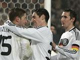 Сборная Германии забила 24 мяча в ворота любительской команды
