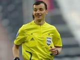 Сергей Бойко – арбитр матча молодежного Евро-2013 Англия – Норвегия