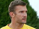 Андрей Шевченко присоединился к сборной Украины