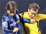 «Черноморец» — «Александрия» — 2:1. После матча. Григорчук: «Ответственность держала нас за ноги и руки»