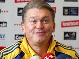 Олег БЛОХИН: «Двери в сборную закрываются»