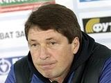 Юрий Бакалов: «Ничего хорошего о ситуации в «Арсенале» сообщить не могу»