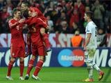 «Бавария» — «Базель» — 7:0. После матча. Хайнкес: «Первый тайм был идеален»