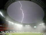 Срочно! УЕФА запретил проводить матчи сборных в Восточной Украине (ОБНОВЛЕНО)